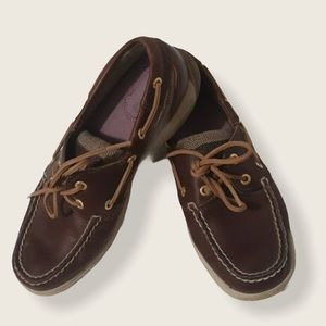 perry Women's Authentic Original 2-Eye Boat Shoes